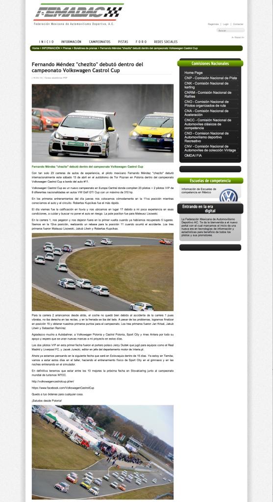 2013-04 http---boletin femadac org mx-index php-informacion-prensa-boletines-de-prensa-2605-fernando-mendez-qchezitoq-debuto-dentro-del-campeonato-volkswagen-castrol-cup